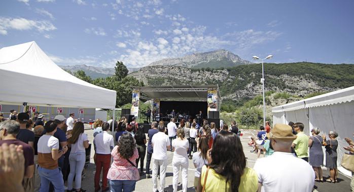 Le 24 juin, l'ensemble des salariés et leur famille étaient invités à célébrer les 60 ans de présence de BD en France lors de la journée portes ouvertes.