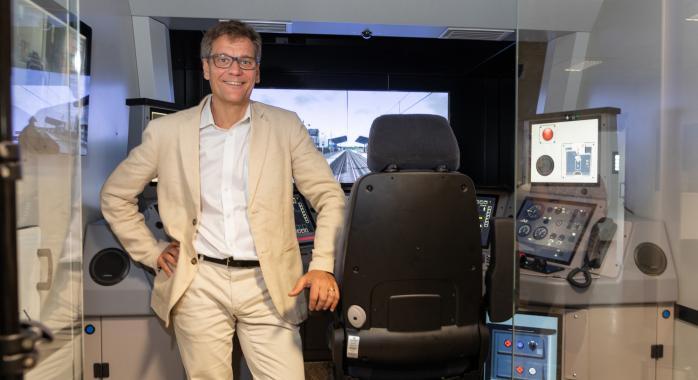 Ralf Gathmann, PDG de Corys