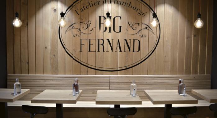 Big fernand d barque grenoble pr sences grenoble - Restaurant jardin de ville grenoble ...