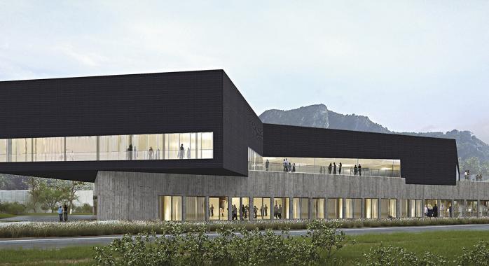 Le futur Open Innovation Center où siégera aussi le Village by CA
