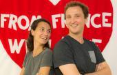 Marie Poulle et Jean Grégoire, fondateurs de Lovebox