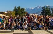 L'ensemble des participants au Startup Weekend Grenoble
