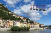 Grenoble quais de l'Isère