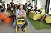 Benjamin Ducousso, à la tête d'une start-up florissante.