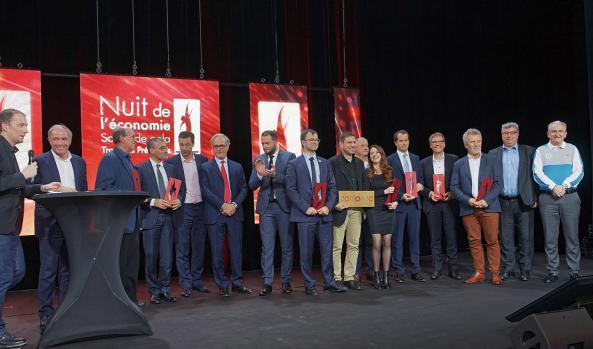 Trophées Présences 2018