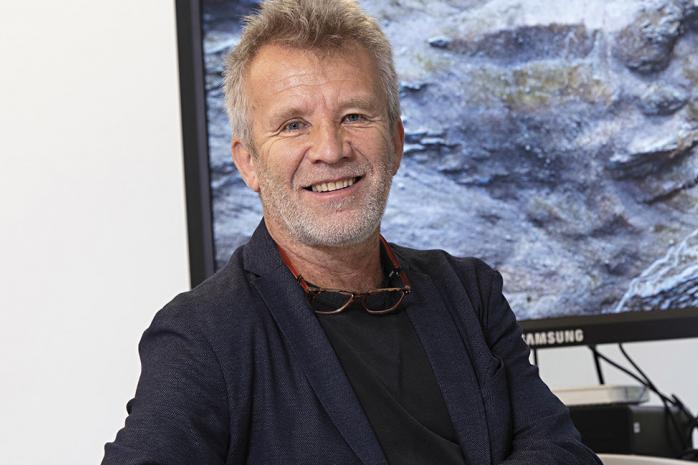 Lucas Meignan, président de Geolithe