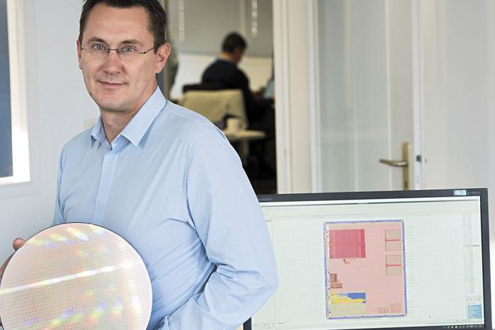 Yannick Thepaut, directeur général de EASii IC.
