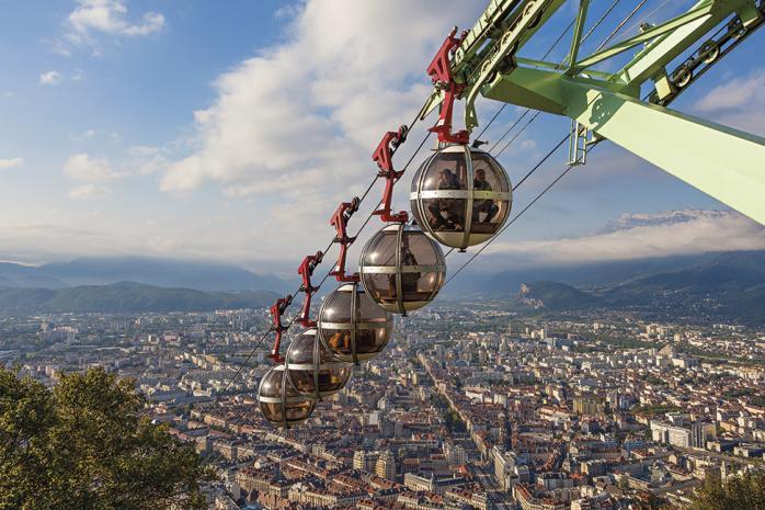 Grenoble La Bastille