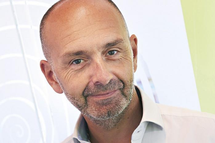 Jérôme Empereur mène la transformation de l'entreprise.