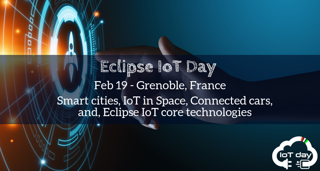 Eclipse IoT Day 2019
