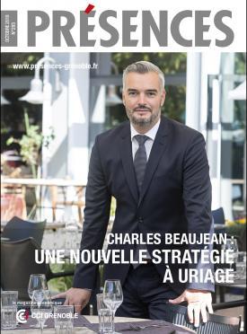Charles Beaujean : une nouvelle stratégie pour le Grand Hôtel d'Uriage