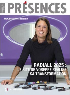 Radiall 2025 : le site de Voreppe réalise sa transformation