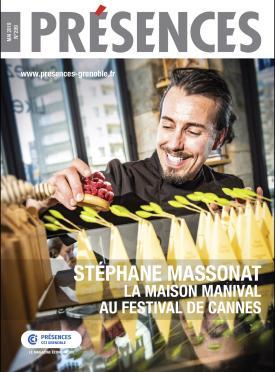 Stéphane Massonat et la Maison Manival au festival de Cannes