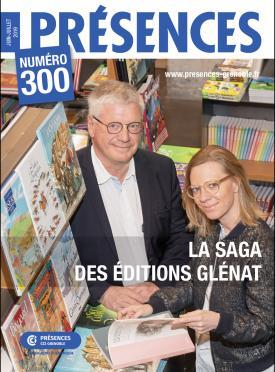 La saga des éditions Glénat