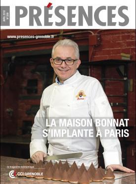 Stéphane Bonnat, roi du chocolat