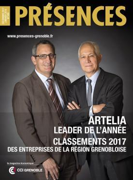 Artelia Leader de l'année 2017