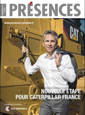 Nouvelle étape pour Caterpillar France
