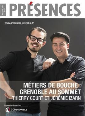 Métiers de bouche : Grenoble au sommet - Thierry Court et Jérémy Izarn