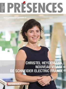 Christel Heydemann, nouveau visage de Schneider Electric France