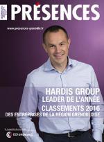 Hardis Group Leader de l'année