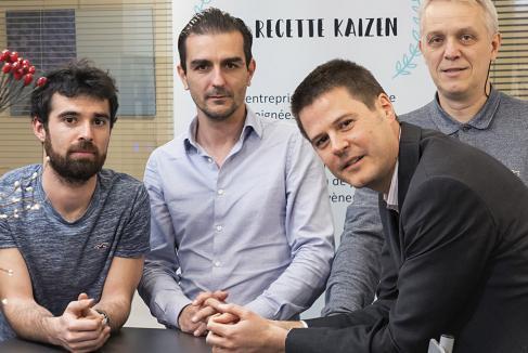 Kaizen Solutions lance son lab