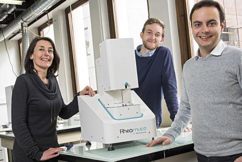 Rheonova lance son premier produit