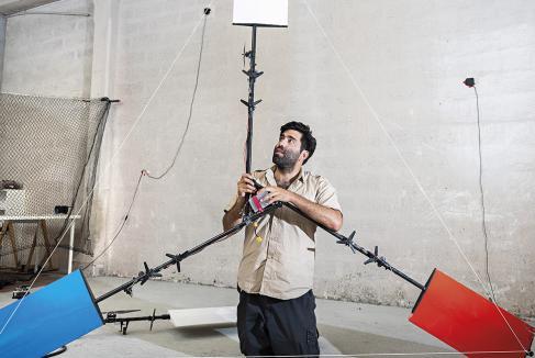 Bladetips Energy mise sur les éoliennes cerfs-volants