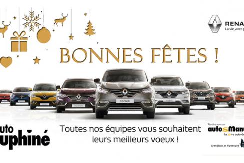 Renault Auto Dauphiné, le plus grenoblois des concessionnaires !