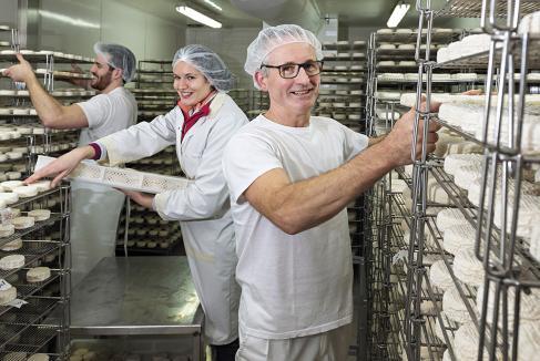 Famille Rochas : comme sur un plateau (de fromages)