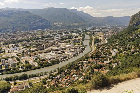 Grenoble face aux enjeux du dérèglement climatique