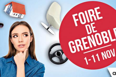 La Foire de Grenoble : un événement commercial majeur et un média puissant.